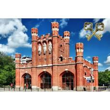 Ключи от форта Боярд по-Калининградски