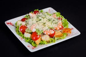 Салат Цезарь. Классический, домашний и ресторанный рецепты