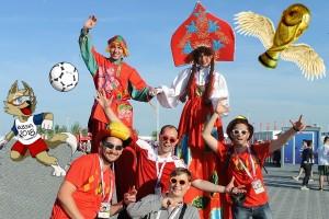 Неожиданные приключения фанатов в Калининграде