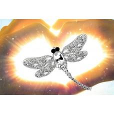 Легенда о белой стрекозе любви