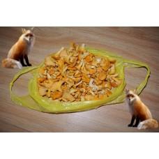Как быстро и вкусно приготовить лисички?