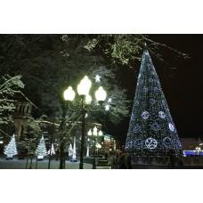 Зимняя сказка в сердце Калининграда