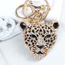 Брелок роскошный леопард