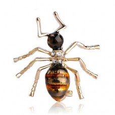 Брошь муравей