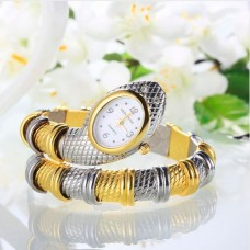Часы браслет прекрасная змея