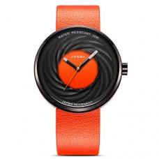 Часы оранжевое настроение