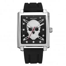 Часы с черепом Весёлый Роджер