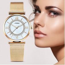 Шикарные часы под золото или серебро