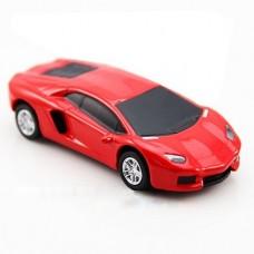 Флешка гоночный автомобиль