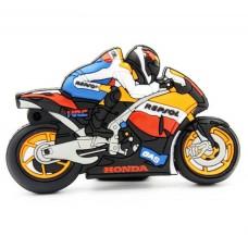 Флешка крутой мотоциклист