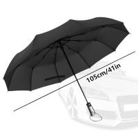 Зонт автоматический ветрозащитный
