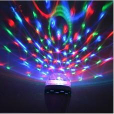 Диско-лампа стробоскоп