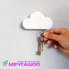 Магнит для ключей облако