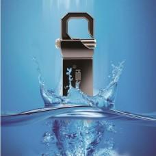 Металлическая водонепроницаемая флешка
