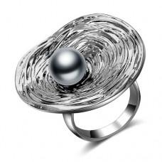 Дизайнерское кольцо круговорот времени