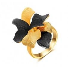 Кольцо роскошная орхидея