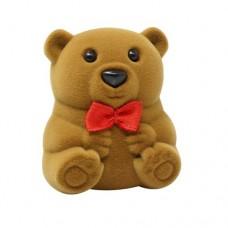 Коробка для кольца милый медвежонок