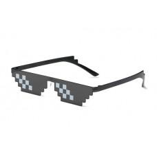Пиксельные очки Thug Life